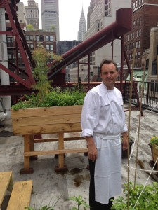 The Iroquois Hotel - Chef Florian Wehrli