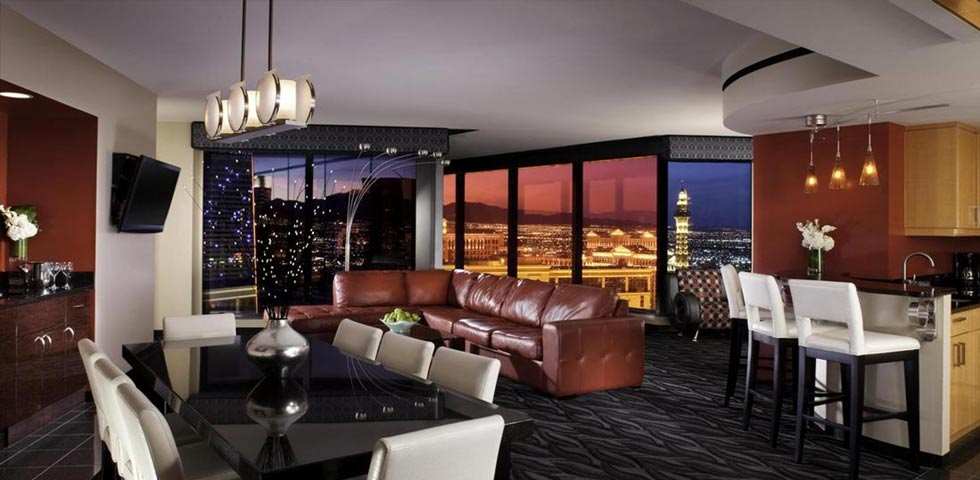 Veronique Travels - Elara Las Vegas 2 Bedroom Suite